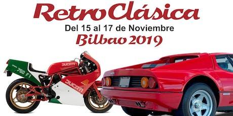 Retro Clásica Bilbao 2019 entradas
