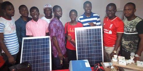 Inverter & Solar Panel Installation Course tickets