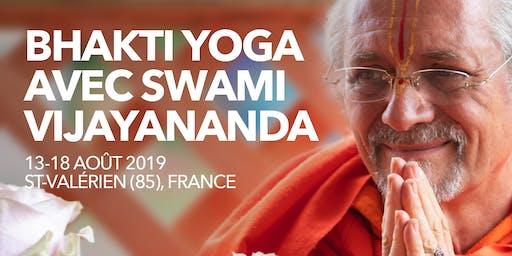 Conférence Bhakti Yoga et OM Chanting