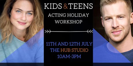 KIDS AND TEENS ACTING HOLIDAY WORKSHOP (2 DAYS) tickets