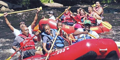 Boom-Boom's Whitewater Rafting Experience tickets