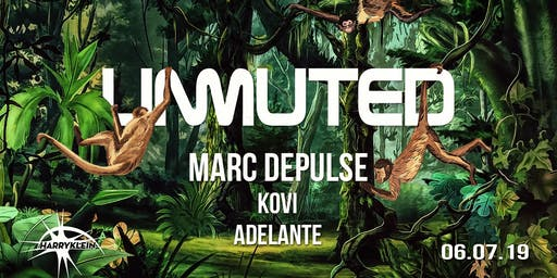 Unmuted w/ Marc DePulse, Kovi, Adelante