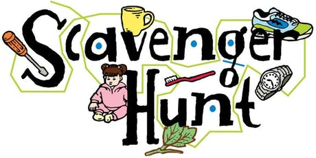2nd Annual Charity Scavenger Hunt tickets