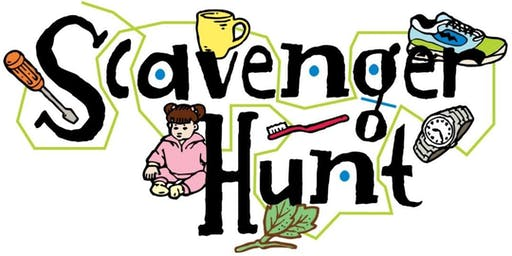 2nd Annual Charity Scavenger Hunt