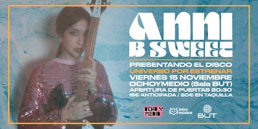 ANNI B SWEET en Madrid (Ochoymedio)