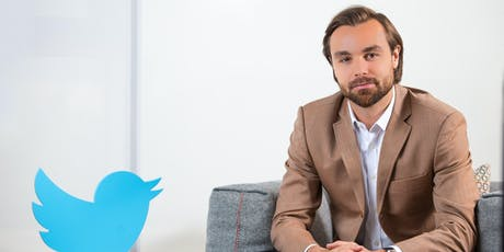 Join us for a Fireside Chat with Benjamin Ampen (MD, Twitter, MENA) tickets
