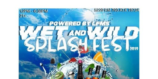 WET AND WILD SPLASH FEST