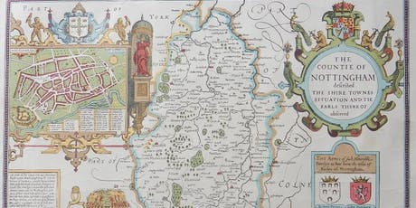Exploring Local Maps - an event for Heritage Open Days - West Bridgford Library tickets