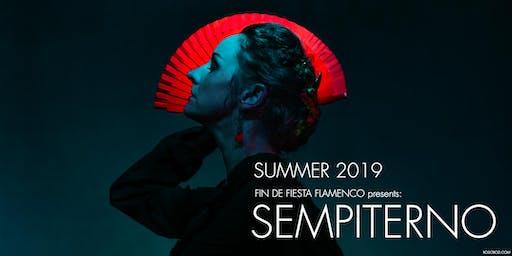"Fin de Fiesta Flamenco presents: ""Sempiterno"" in Gibsons"