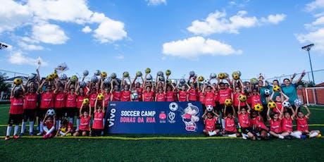 Girls Soccer Camps in Brazil billets