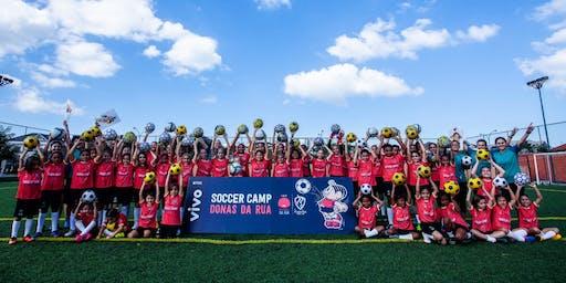Girls Soccer Camps in Brazil