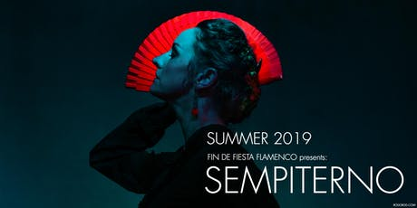 "Fin de Fiesta Flamenco presents: ""Sempiterno"" in Toronto tickets"