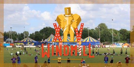 Windmill XV Experience tickets