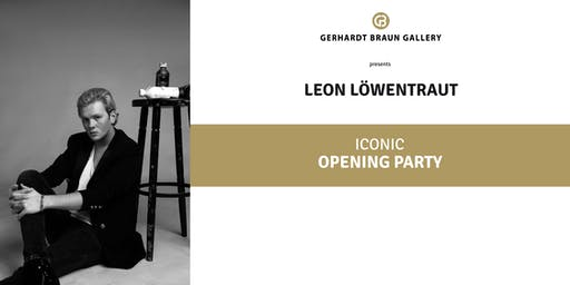 "Leon Löwentraut  ""ICONIC"" at  B12  by Gerhardt Braun Gallery"
