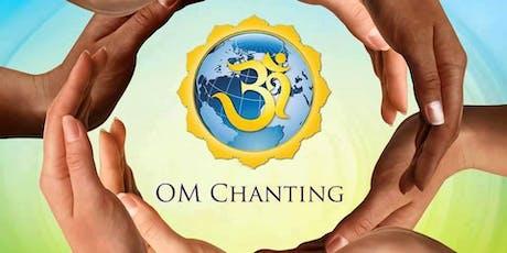 OM Chanting - Temple de Fréjus  - Gratuit billets