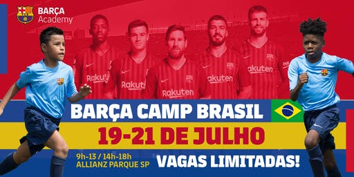 Barça Camp Brasil