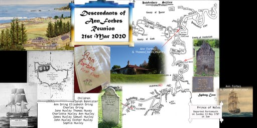 Ann Forbes Descendants Reunion 2020