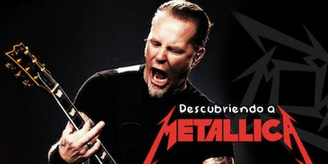 ROCK EN FAMILIA: Descubriendo a Metallica en Alicante tickets