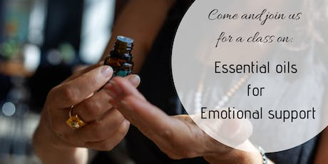 Emotional Wellbeing with Essential Oils tickets