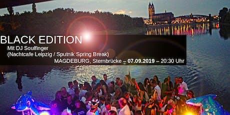 Black Edition-DJ Soulfinger (Nachtcafé Leipzig/Sputnik Springbreak) Tickets