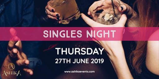 Singles Night - 28 - 55's - Newcastle
