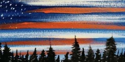 Paint Night with Jones Custom Murals And Portraits LLC