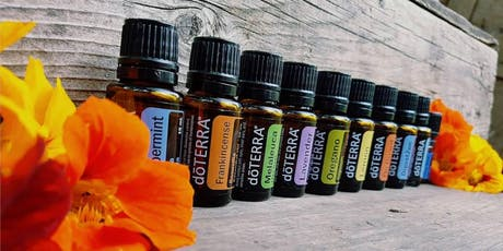 Natural health solutions using Essential Oils tickets