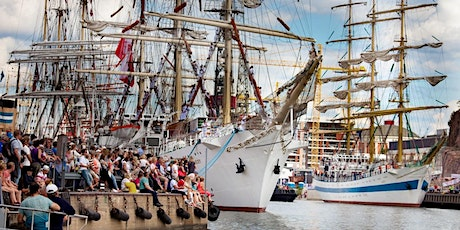 The Tall Ships Races  2021 Tallinn tickets