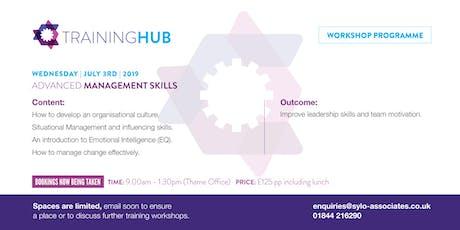 Advanced Management Skills Workshop tickets
