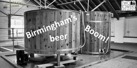 Birmingham beer boom! tickets