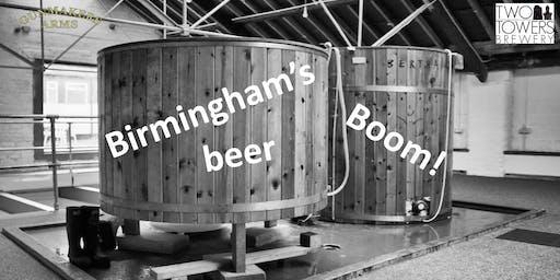 Birmingham beer boom!