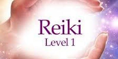 Usui Reiki Level 1