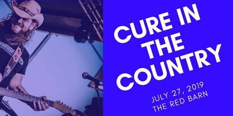 Cure In The Country tickets