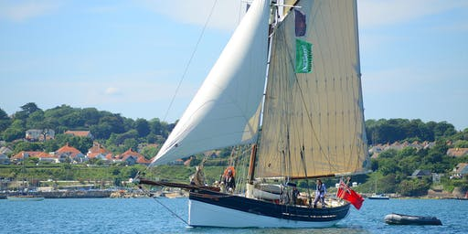 Come sailing and learn about sea plastic pollution with Clean Seas Odyssey
