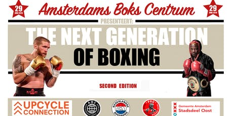 THE NEXT GENERATION OF BOXING (PART II) tickets