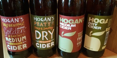 Hogan's Cider Tasting & Chicken Supper at Talton Mill