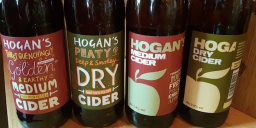 Hogan's Cider Tasting & Chicken Supper at Talton Mill