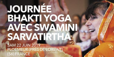 Bhakti Yoga avec Swamini Sarvathita  billets