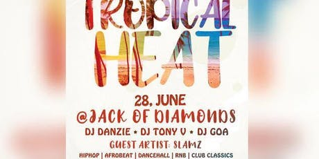TROPICAL HEAT tickets