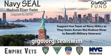 Navy SEAL Hudson River Swim tickets
