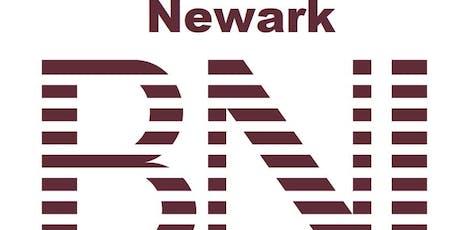 Newark BNI & Visitors Event tickets