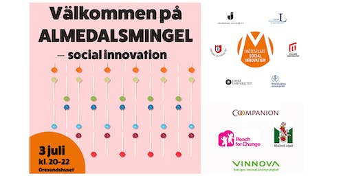 ALMEDALSMINGEL – SOCIAL INNOVATION