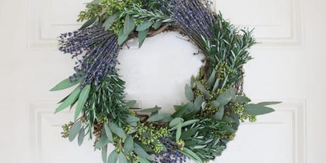 A Mid-Summer's Night Dream – Herb Wreath Workshop at RASA tickets