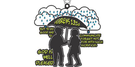 2019 God Is Well Pleased 1 Mile, 5K, 10K, 13.1, 26.2 - Little Rock tickets