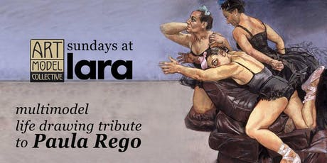 AMC Sundays at LARA: Paula Rego life drawing tribute tickets