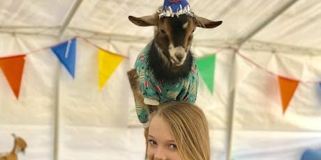 Goat Yoga Nashville- 4th of July Celebration tickets
