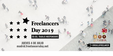 Madrid Freelancers Day 2019  entradas