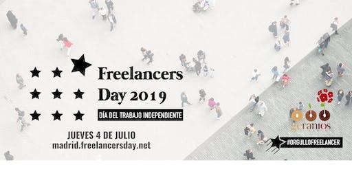 Madrid Freelancers Day 2019