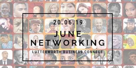 Lutterworth Business Connect June Meeting tickets