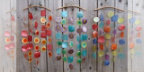 Craft Workshop: Rainbow Button Windchimes tickets